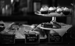This is a photo of baked goods at Village Sweet Bakery